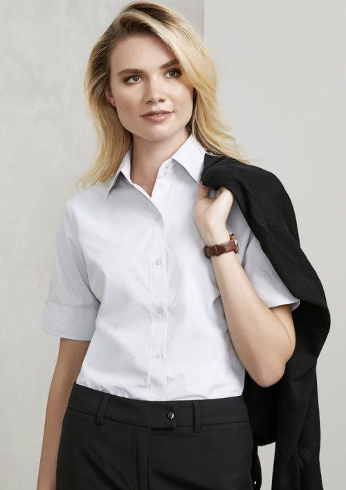 Ladies Ambassador Short Sleeve Shirt – S29522