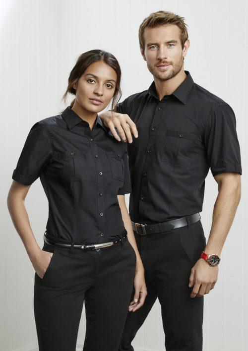 Mens Bondi Short Sleeve Shirt – S306MS