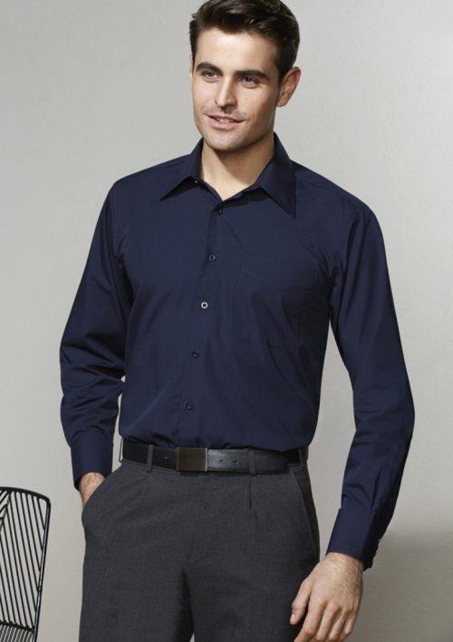 Mens Metro Long Sleeve Shirt – SH714