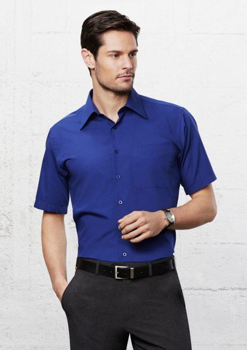 Mens Metro Short Sleeve Shirt – SH715