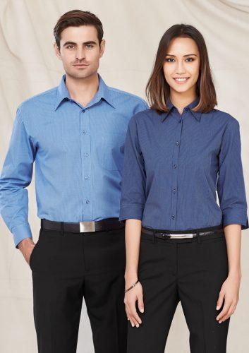 LB8200 – Lasies 3/4 Micro Shirt