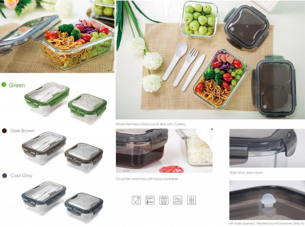 JL001 – Premium Lunch Box