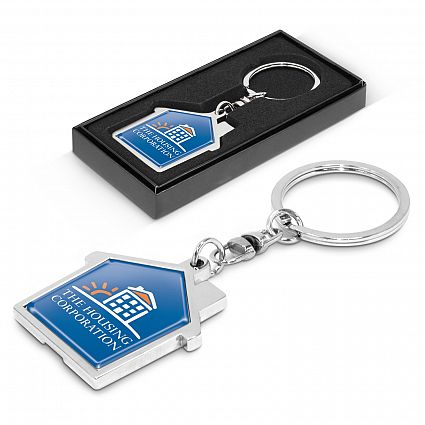 House Metal Key Ring – 100322