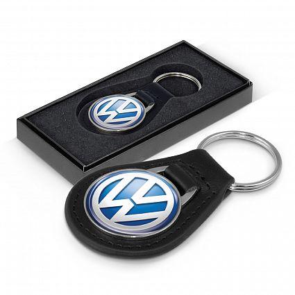Baron Leather Key Ring – Round – 108385