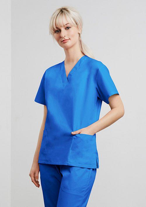 Ladies Classic Scrubs Top – H10622