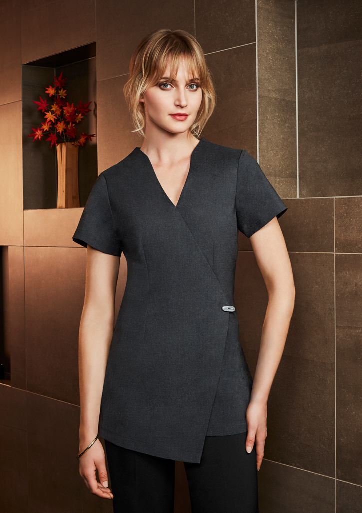 Ladies Spa Tunic – H630L