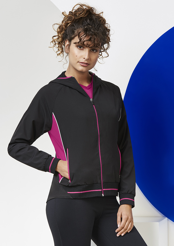 Biz – Ladies Titan Jacket – J920L