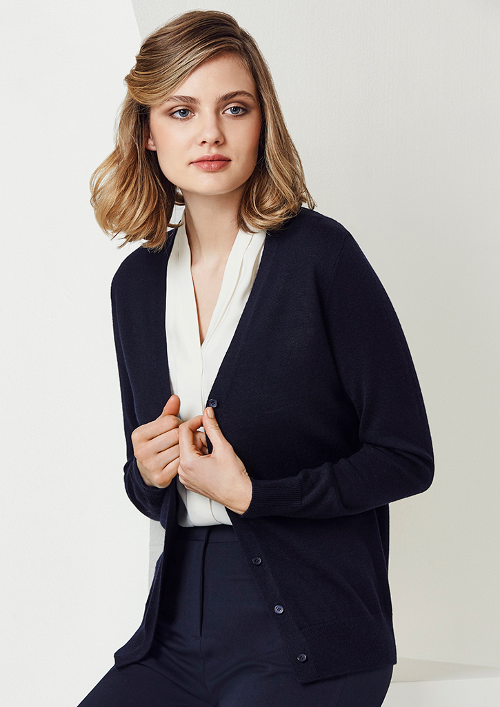 Ladies Roma Cardigan – LC916L