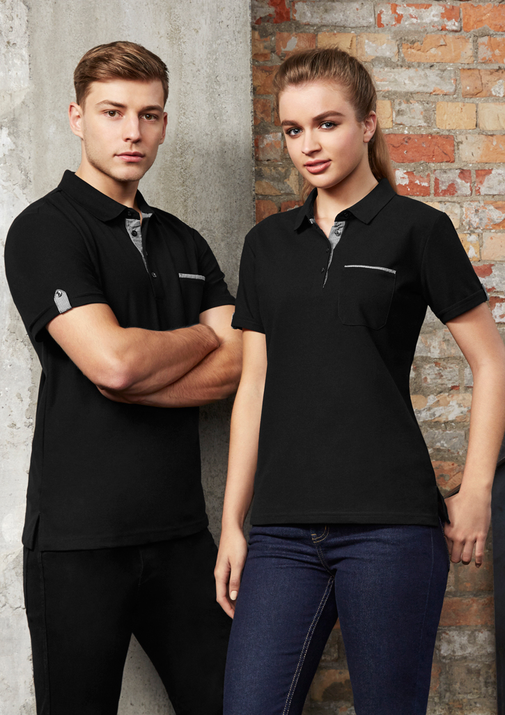 Biz – Ladies Edge Polo – P305LS