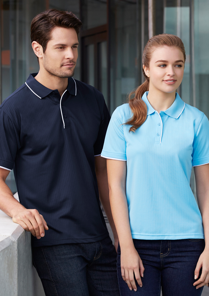 Biz – Ladies Elite Polo – P3225