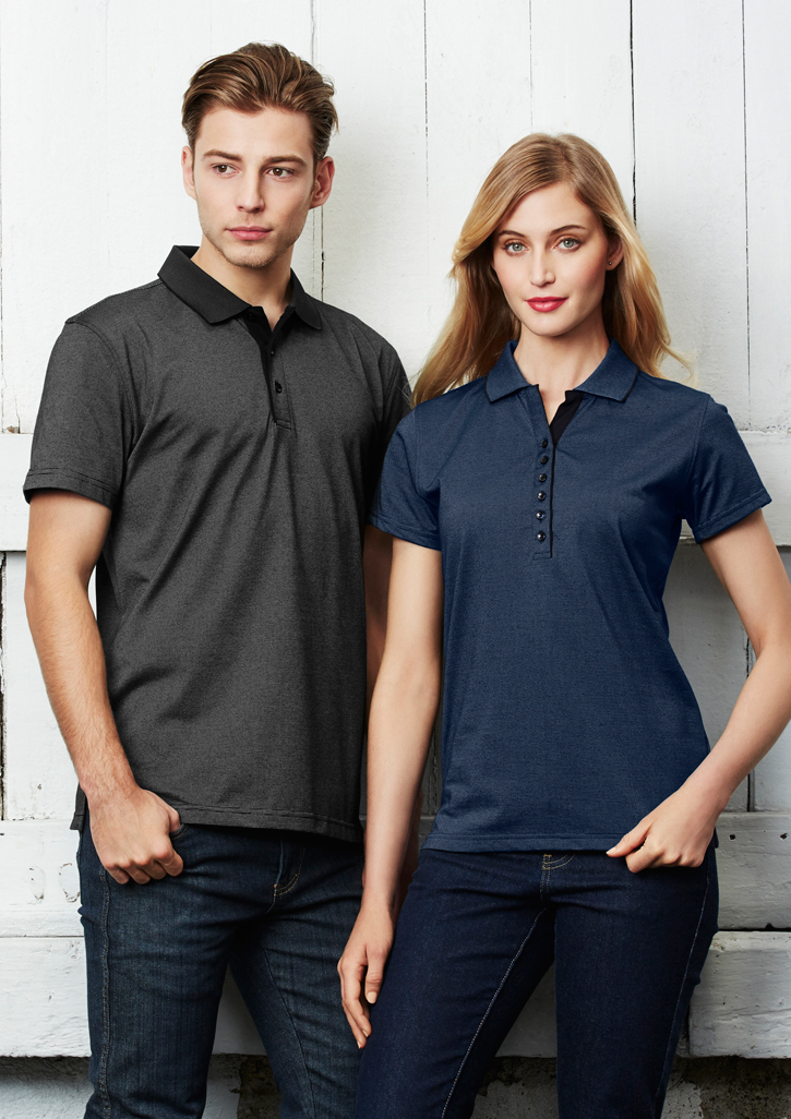 Biz – Ladies Shadow Polo – P501LS