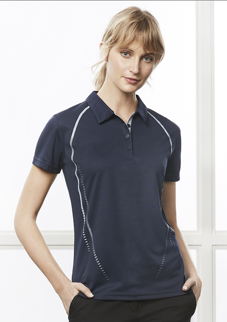 Biz – Ladies Cyber Polo – P604LS