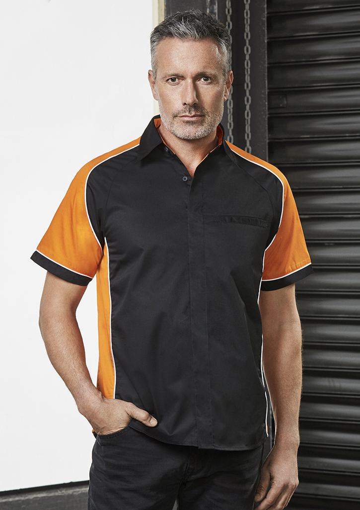 Biz – Mens Nitro Shirt – S10112