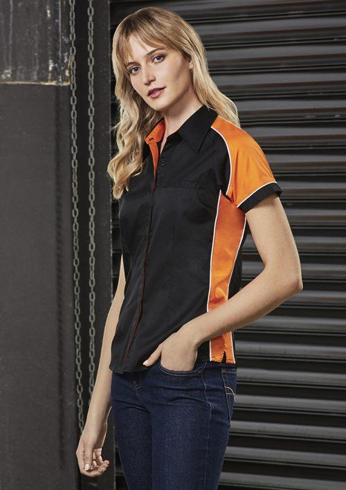 Biz – Ladies Nitro Shirt – S10122
