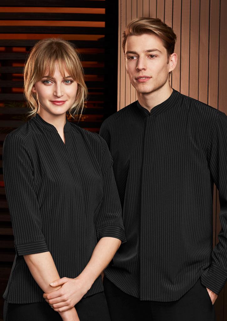 Biz – Mens Quay Long Sleeve Shirt – S231ML