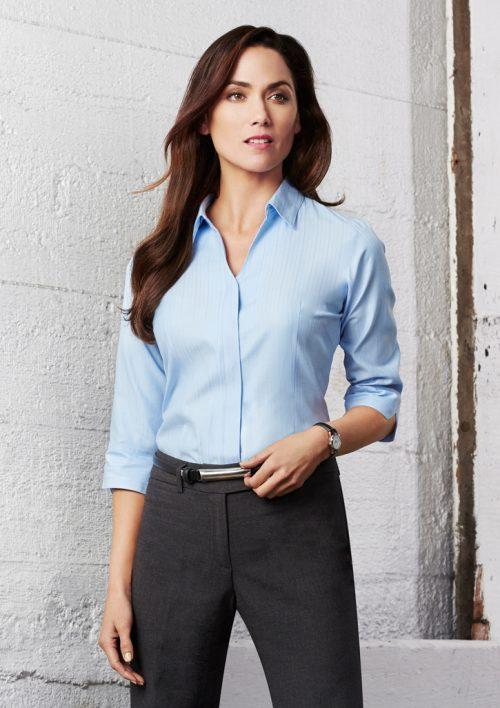 Ladies Preston 3/4 Sleeve Shirt – S312LT