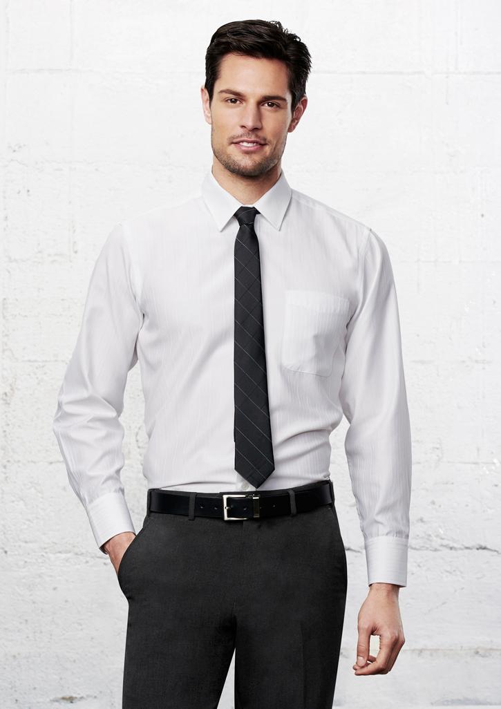 Biz – Mens Preston Long Sleeve Shirt – S312ML