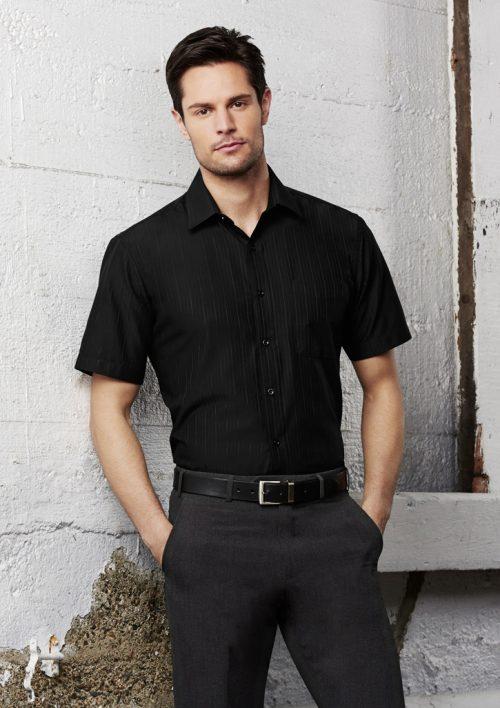 Mens Preston Short Sleeve Shirt – S312MS