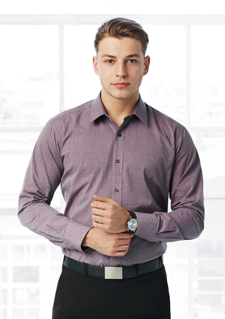 Biz – Mens Trend Long Sleeve Shirt – S622ML