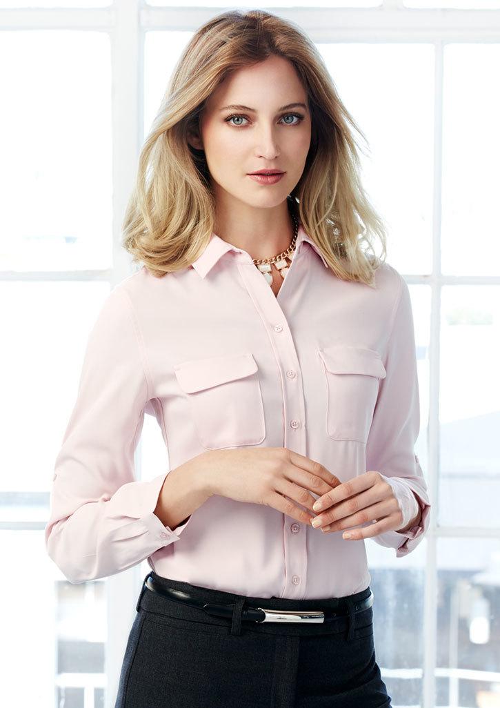 Biz – Ladies Madison Long Sleeve – S626LL