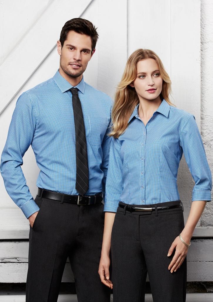 Biz – Mens Ellison Long Sleeve Shirt – S716ML