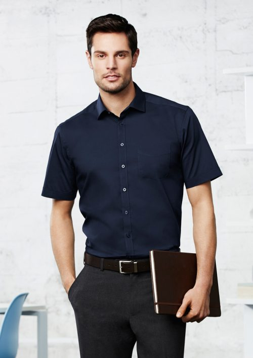 Mens Monaco Short Sleeve Shirt – S770MS