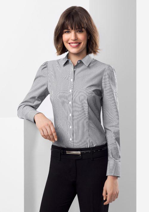 Ladies Euro Long Sleeve Shirt – S812LL