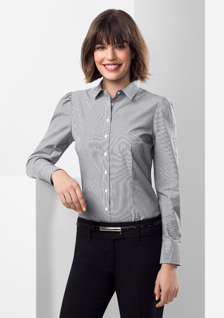Biz – Ladies Euro Long Sleeve Shirt – S812LL