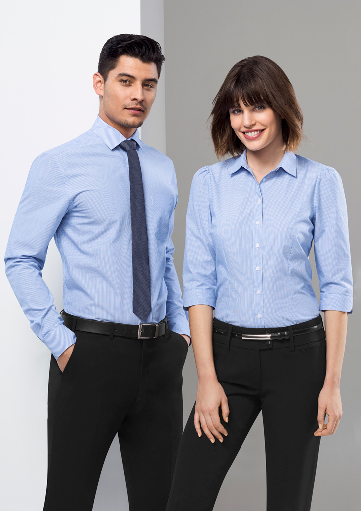 Biz – Ladies Euro 3/4 Sleeve Shirt – S812LT