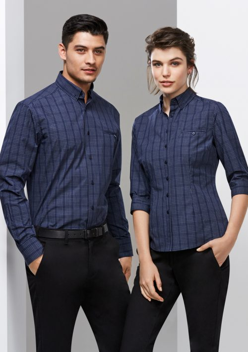 Mens Harper Long Sleeve Shirt – S820ML