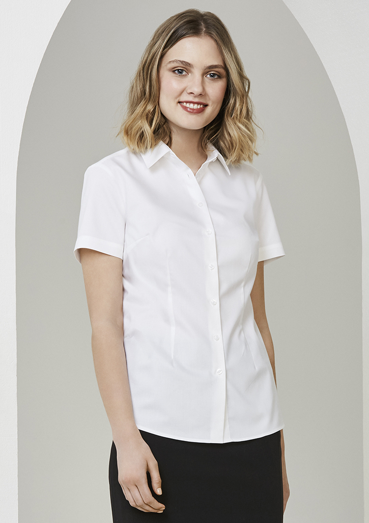 Biz – Ladies Regent S/s Shirt – S912LS