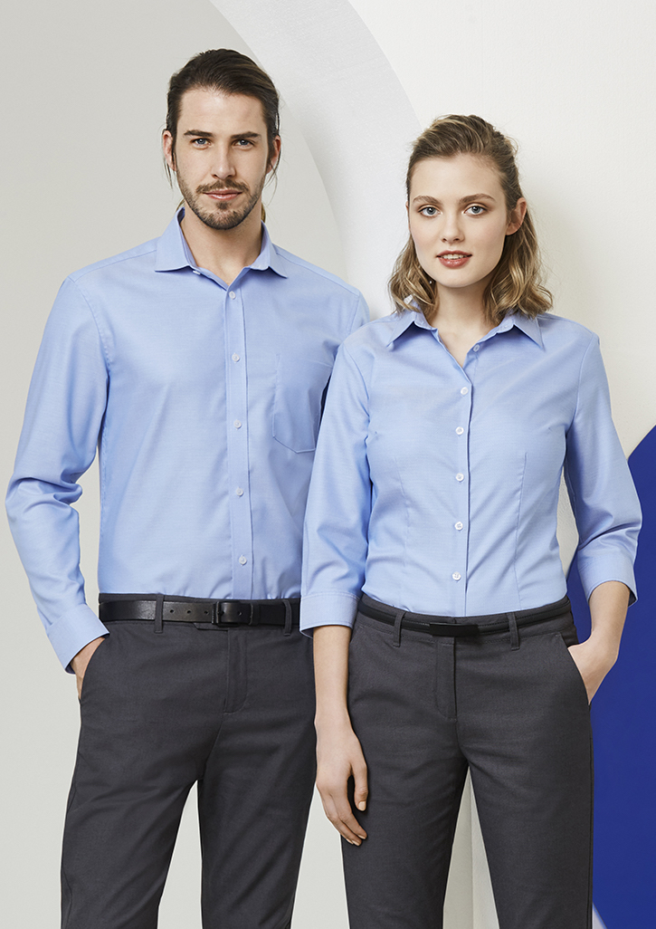 Biz – Ladies Regent 3/4 Shirt – S912LT