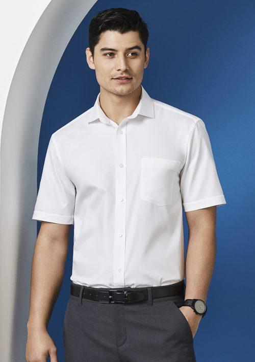 Mens Regent Short Sleeves Shirt – S912MS