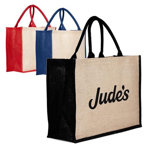 Jute Bag Colored – JTB002