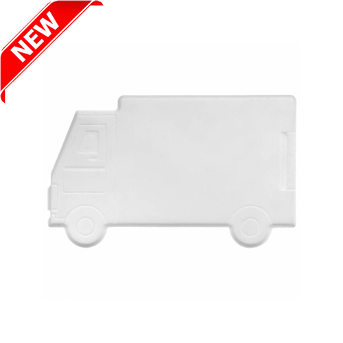 Truck Shape Mint Card – MT002