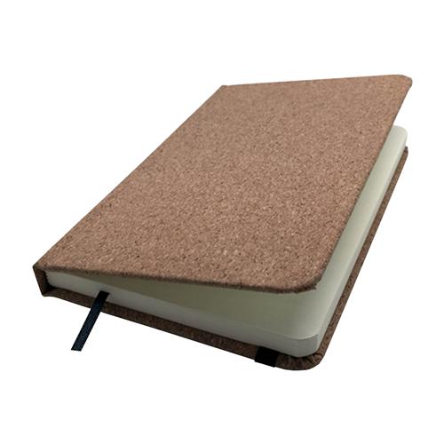 A6 Cork Soft Wood Notebook – NB001