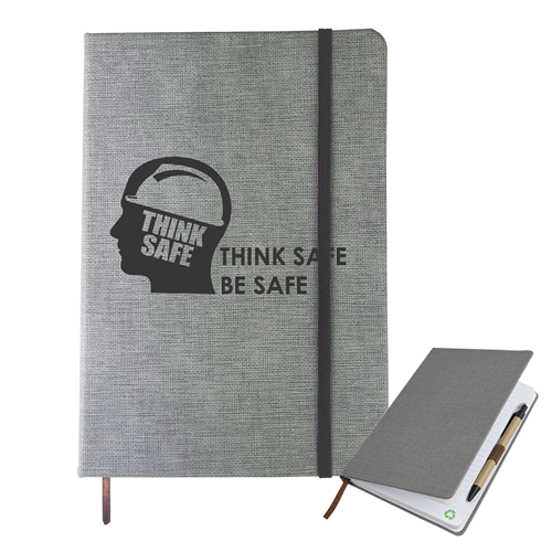 A5 Textured Pu Notebook – NB006