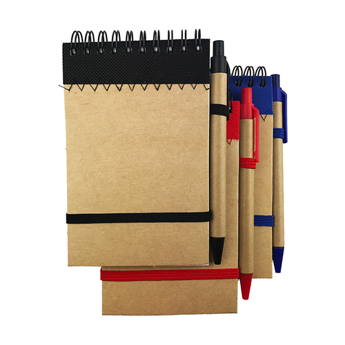 Banya Recycled Paper Jotter Pad – NB009
