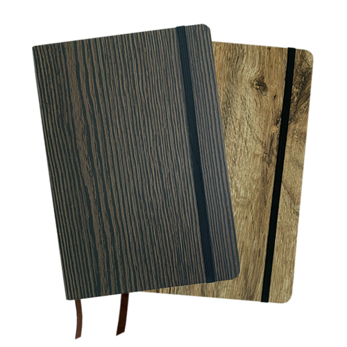 A5 Wood Look Note Book – NB015