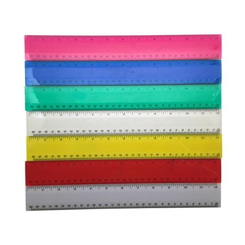 Pvc Soft Plastic Ruler – PR002