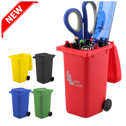 Wheelie Bin Pen Holder – WB001