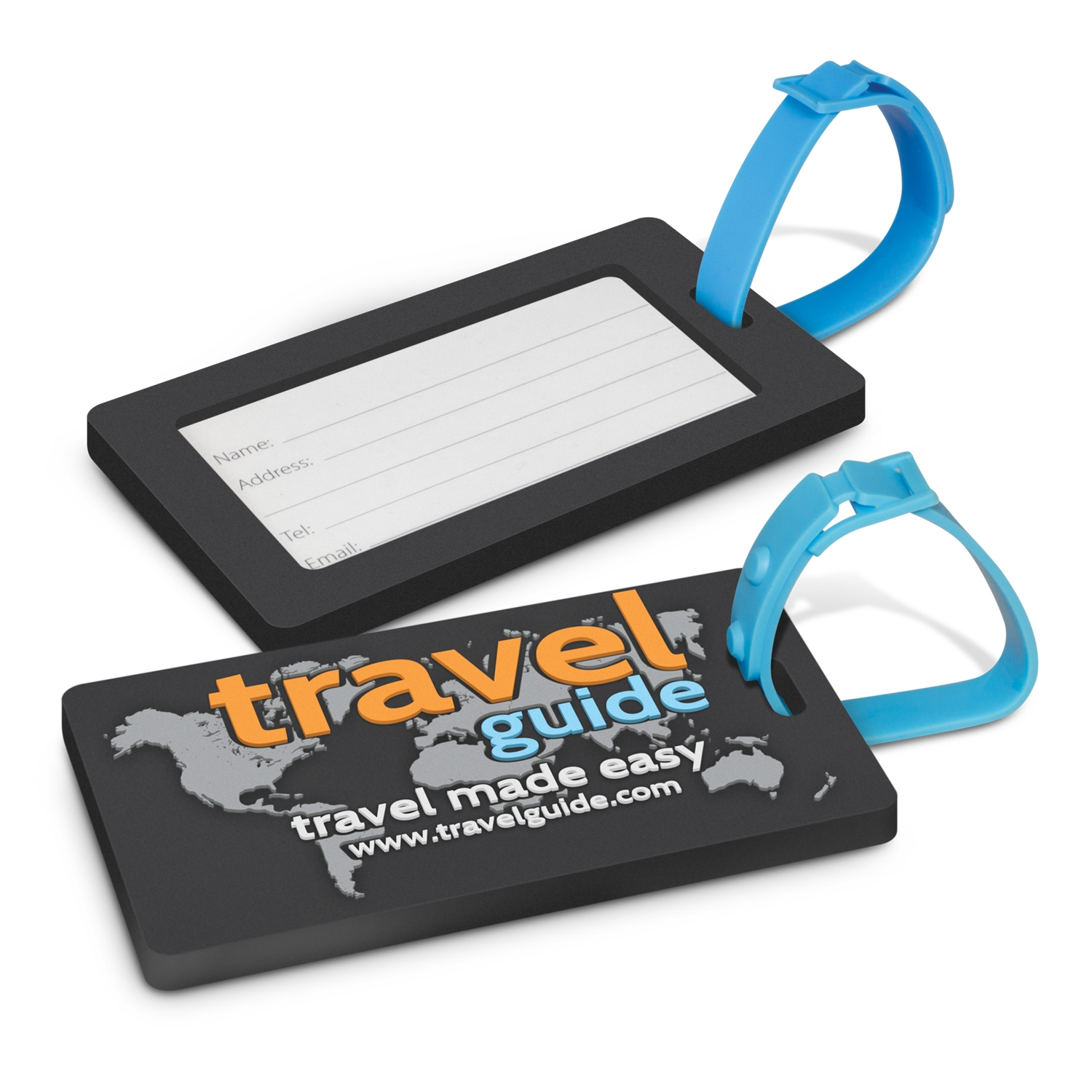 PVC Luggage Tag – 110553