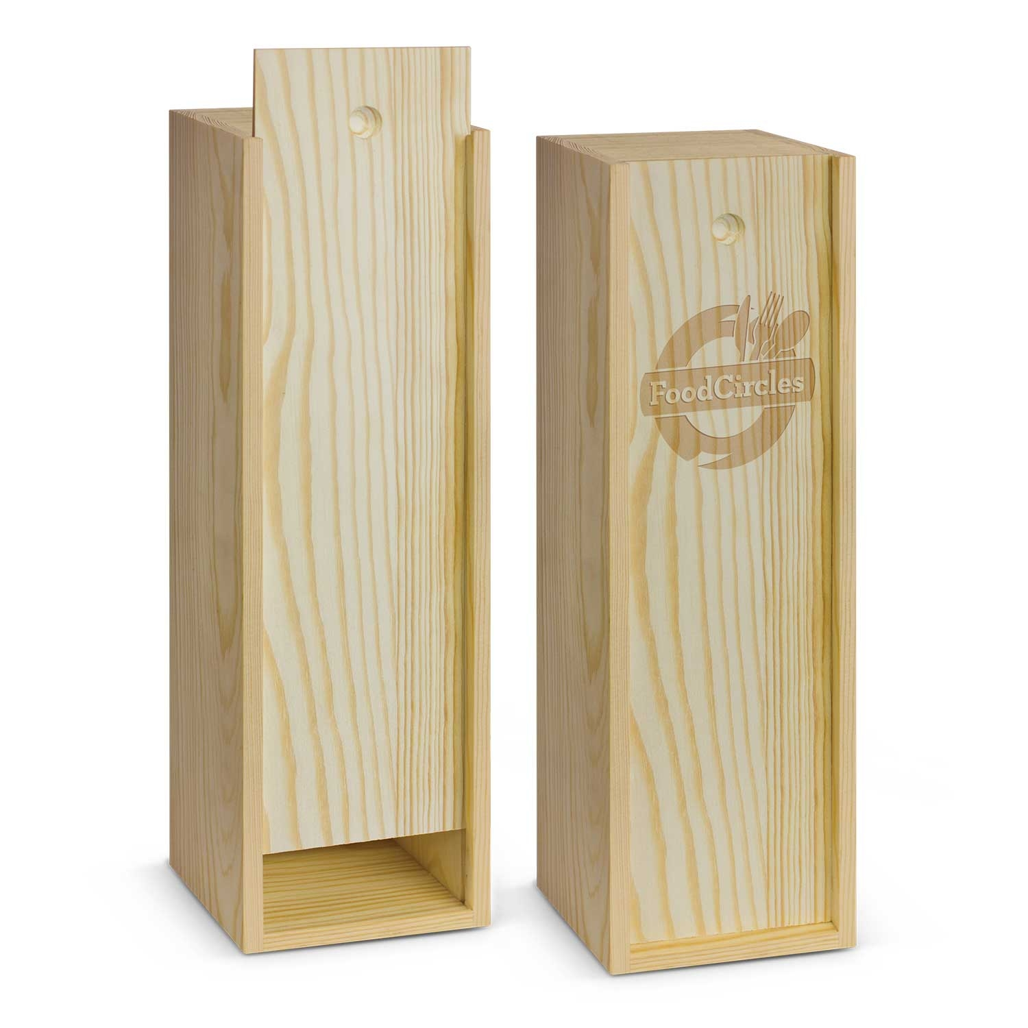 Wooden Wine Box – 110764