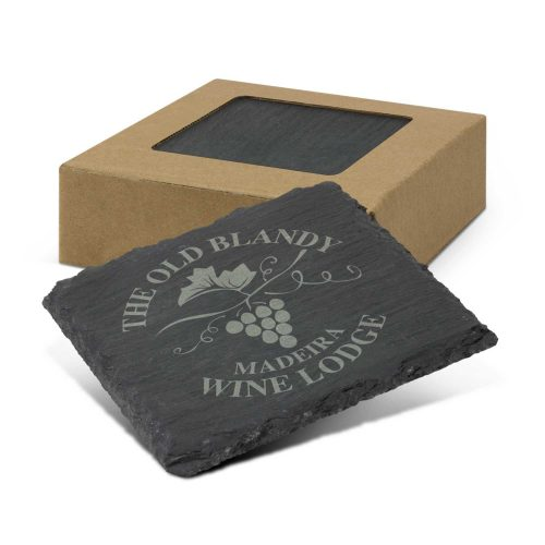 Slate Coaster Set of 4 – 113118