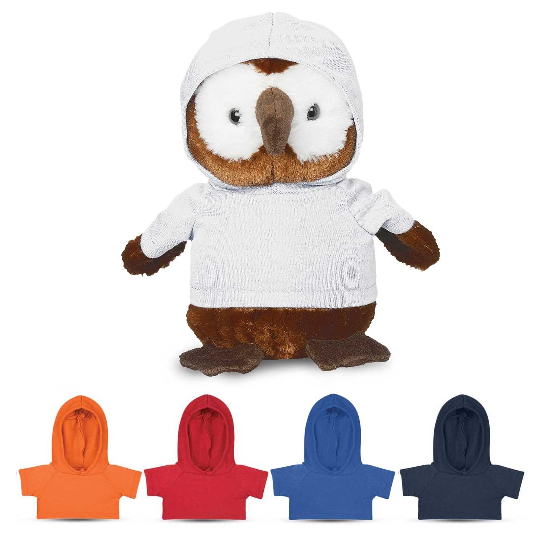 Large Hoot Owl – Hoodie -113533