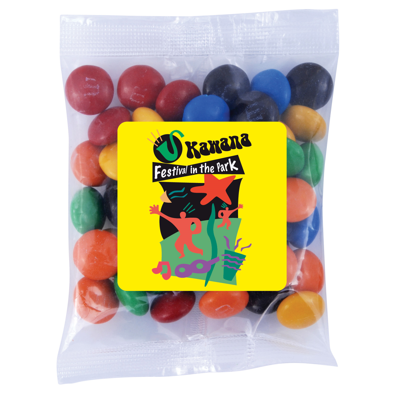M&M's in 50 Gram Cello Bag – LL33012