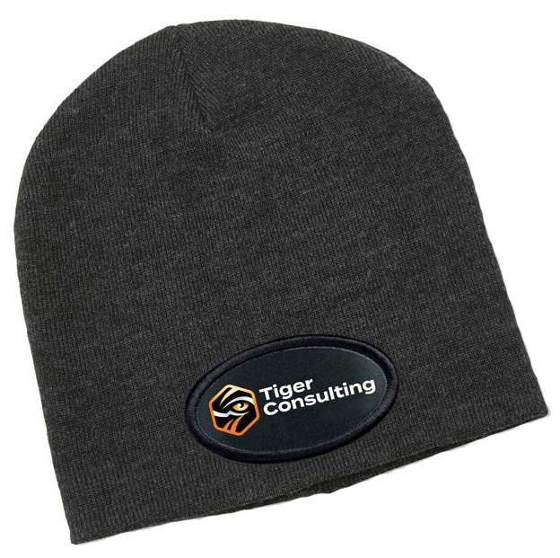 Heather Skull Beanie – 4405