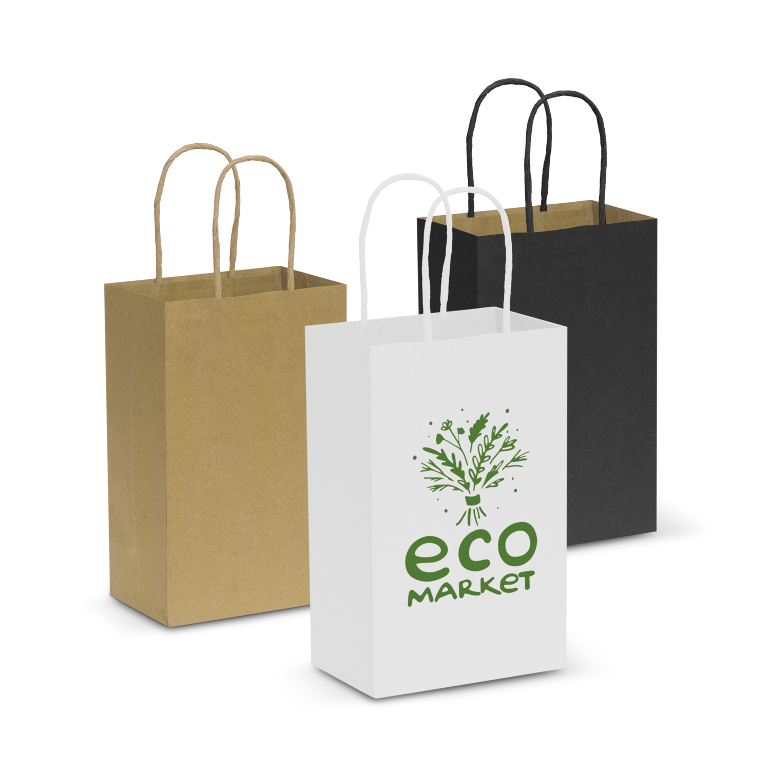 Paper Carry Bag – Small – 107582