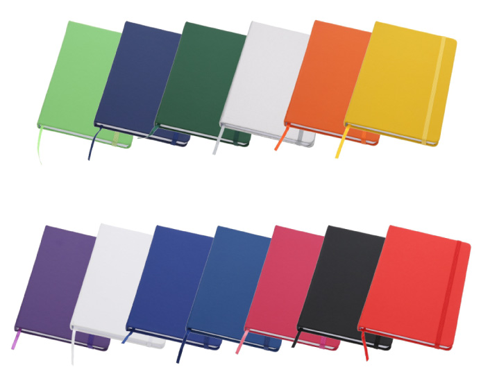 Hard PU Cover Note Books – JN002