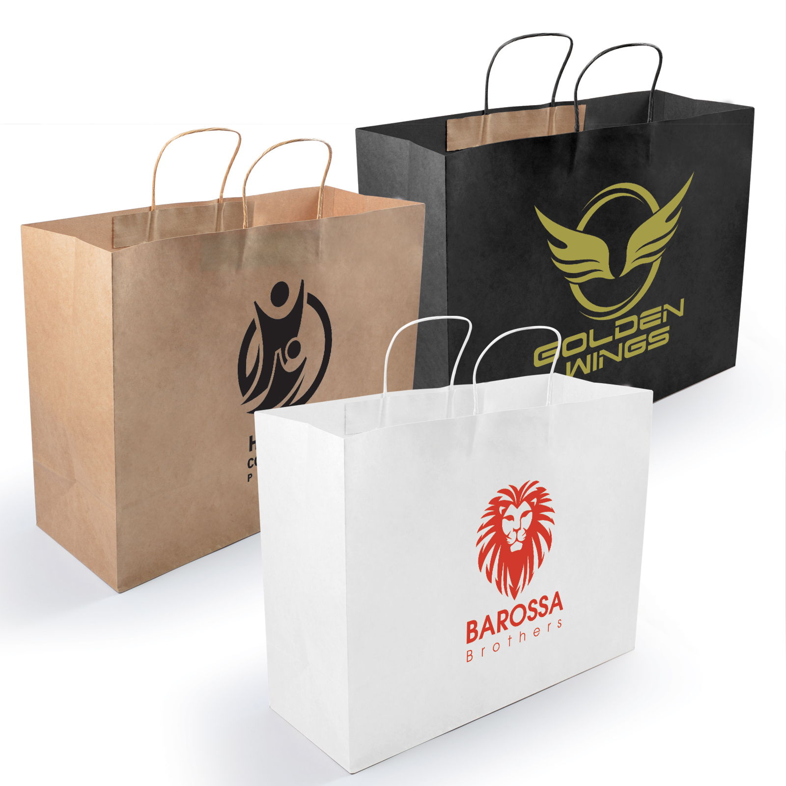 Express Paper Bag – Extra Large – LL562